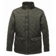 Regatta Men's Rigby Jacket Dark - Khaki
