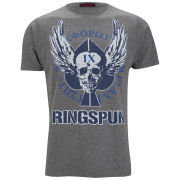 Ringspun Men's Perfecto T-Shirt - Grey