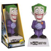 DC Comics Batman Joker Wacky Wisecracks I'M Crazy About You! Vinyl Figure