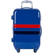 Tommy Hilfiger Cruise Medium Trolley - Turkish Sea
