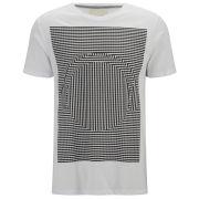 Humor Men's Wafaer T-Shirt  - Bright White
