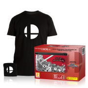 Super Smash Bros. for Nintendo 3DS Limited Edition Console Pack (T-Shirt Large)