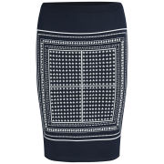 Samsoe & Samsoe Women's Jakko Skirt - Navy