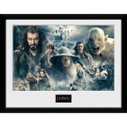 The Hobbit - 16x12 Framed Photographic