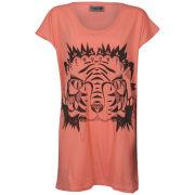 Numph Women's Lemoni Print T-Shirt - Amalie