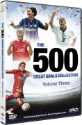 The 500 Great Goals Collection - Volume 3