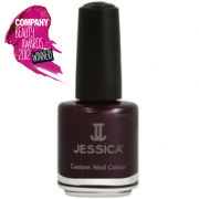 Jessica Nails Custom Colour - Dangerously Dark (14.8ml)