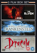 Mary Shelley's Frankenstein / The Raven / Bram Stoker's Dracula
