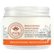 PHB Ethical Beauty Brightening Moisturiser with Immortelle, Argan and Licorice
