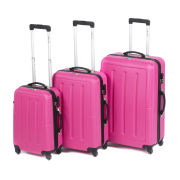 Constellation 3 Piece Luggage Set - Galloway Pink