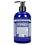 Dr. Bronner Organic Shikakai Spearmint Peppermint Hand Soap (355ml)