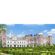 50% off Helicopter Flight and Hatfield House Visit for Two