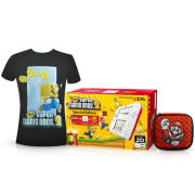Super Mario Bros. 2 Nintendo 2DS Pack (Small T-Shirt)