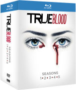True Blood - Temporadas 1-5