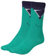Joules Junior Neat Feet Socks - Apple
