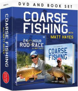 Matt Hayes Coarse Fishing (Includes Book)