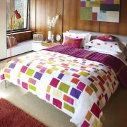 Scion Blocks Duvet Cover - Multi