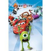 Disney Infinity Cast Portrait - Maxi Poster - 61 x 91.5cm