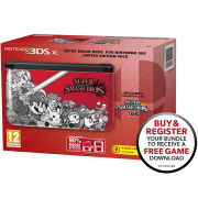Super Smash Bros. for Nintendo 3DS XL Limited Edition Pack