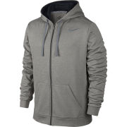 Nike 3.0 KO Full Zip Hoody - Grey/Heather