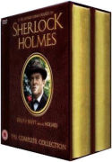 Sherlock Holmes - The Complete Collection [16 Disc Box Set]