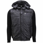 Voi Jeans Men's Ammunition Jacket - Black