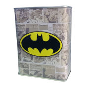 DC Comics Batman Tin Bank