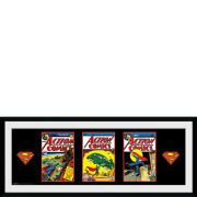 DC Comics Superman Comics - 30x75 Collector Prints