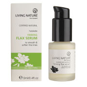 Living Nature Firming Flax Cream 15ml