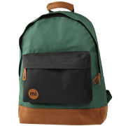 Mi-Pac Two Tone Backpack - Green/Black