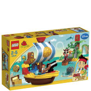 LEGO DUPLO: Jake and the Never Land Pirates: Jakes Pirate Ship Bucky (10514)