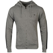 Gola Men's Full Zip Hoody - Grey Marl