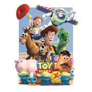 Toy Story Main - Lenticular Poster - 47 x 67cm