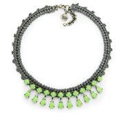 Venessa Arizaga Women's It's Electric! Necklace - Mint