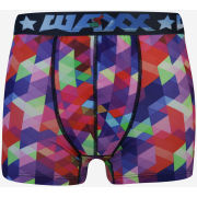WAXX Men's Clown Boxers - Multi