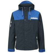 55 Soul Men's Gambon Jacket - Navy/Cobalt
