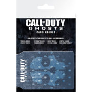 Call of Duty Ghosts Logo - Card Holder