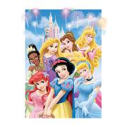 Disney Princess Castle - Lenticular Poster - 47 x 67cm