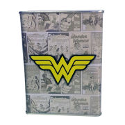 DC Comics Wonder Woman Tin Bank