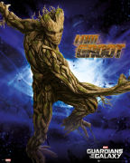 Guardians of the Galaxy Groot - Mini Poster - 40 x 50cm