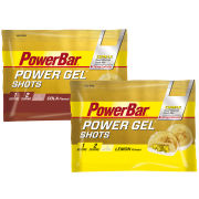 PowerBar PowerGel Shots - Box of 16