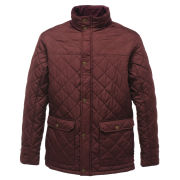Regatta Men's Rigby Jacket - Dark Burgundy