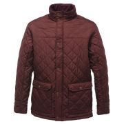 Regatta Men's Rigby Jacket - Dark Burgundy
