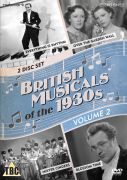 British Musicals of the 1930s - Volume Two: Blossom Time / Over the Garden Wall / Mister Cinders / Everthing is Rhythm