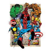 Marvel Group - Lenticular Poster - 47 x 67cm