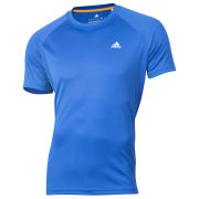 adidas Men's Essential Classic T-Shirt - Blue