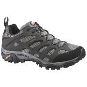 Merrell Men's Moab Gore Tex Hiking Shoes - Beluga Grey