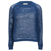 Paul by Paul Smith Women's Loose Knitted Jumper - Navy
