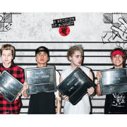 5 Seconds of Summer Good Girls Landscape - Mini Poster - 40 x 50cm