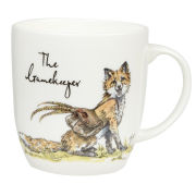 Country Pursuits The Gamekeeper Olive Mug (300ml) - Multi